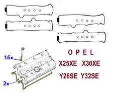 Opel Omega B Y32SE 3,2 V6 160KW  Ventildeckeldichtung SET