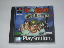 Jeu vidéo Sony PS1 Playstation 1 : Worms World Party