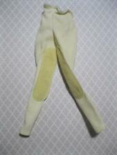 Barbie Doll Fashion 1990s Equestrian Beige riding pants jodhpurs breeches patch