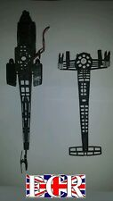 SYMA S009G S009 APACHE RC HELICOPTER SPARES PARTS COMPLETE BODY SHELL
