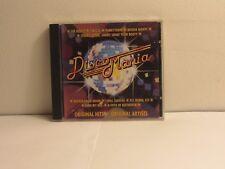Disco Mania (CD, 1993, K-Tel) Walter Murphy, K.C. & The Sunshine Band, Lipps
