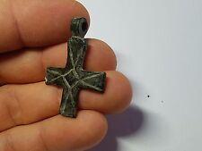 Late Roman  Bronze Cross