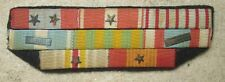 Placard Rappels Medaille Indo/A.F.N