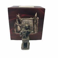 More details for myth & magic - 3019 the alchemist - v rare tudor mint  wizard box ltd ed