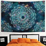 Mandala Tapestry Indian Wall Hanging Psychedelic Hippie Tapestries Wall Decor