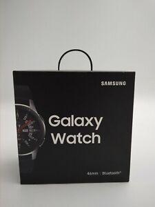 Samsung Galaxy Watch 46mm Stainless Steel Smart Watch - Silver