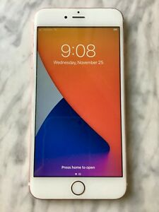 Apple iPhone 6s Plus-16GB-Rose Gold (Unlocked) A1687 - Free Speck case included!