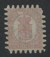 VEGAS - 1866-74 Finland - Sc# 10 - Used - Cat= $67.50 (DG53)