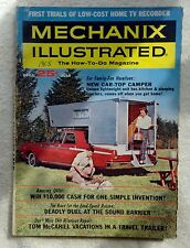 MECHANIX ILLUSTRATED MAGAZINE Back Issue JULY 1965