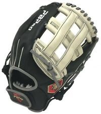 "Players Brand Pro 12.5"" Glove Mitt Fastpitch Softball H-Web Utility Phantom RHT"