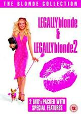Legally Blonde/Legally Blonde 2 - Red, White And Blonde (DVD, 2004, 2-Disc Set)