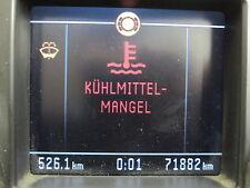 VW Touareg/Phaeton velocímetro-pantalla LCD para rb4 y rb8