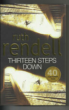 RUTH RENDELL - THIRTEEN STEPS DOWN HBDW 1ST 2004