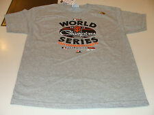 San Francisco Giants 2012 World Series Champions Youth Club House T-Shirt M