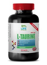 muscle building supplements for men - L-TAURINE 500MG 1B – taurine