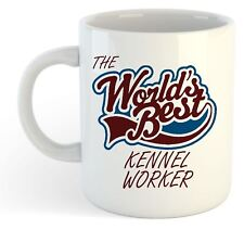 the Worlds Best Hundehütte Arbeiter Becher