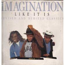 Imagination Lp Like It Is Revised And Remixed Classics Sigillato 0035627418310