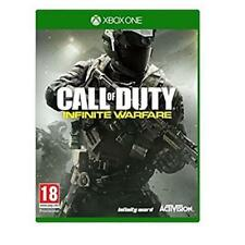 Call of Duty Infinite Warfare Xbox One BRAND NEW 1 X S COD