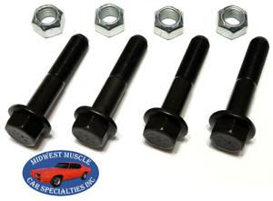 64-72 GM Disc Brake Caliper Bracket Steering Arm Knuckle Backing Plate Bolts UQ