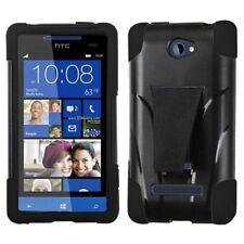 Étuis, housses et coques noirs HTC Windows Phone 8S pour téléphone mobile et assistant personnel (PDA)