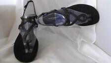 *NEW* CLOUDWALKERS JACEY 9W SANDLES BLACK BY AVENUES WITH BOX