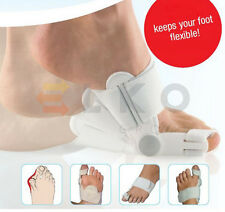 Footful Hallux Valgus Toe Bunion Straightener Splint Corrector Day & Night NEW