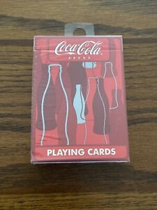 COCA COLA Brand Playing Cards Bicycle USPCC