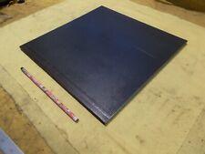 A 36 Steel Flat Bar Stock Welding Tool Die Shop A36 Plate 38 X 12 X 12
