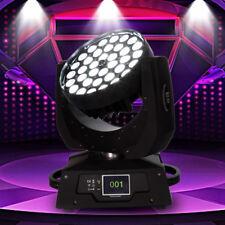 36X10W Rgbw Led Zoom Moving Head Wash Stage light Band Party Dj Show Ridgeyard