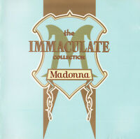 Madonna ‎– The Immaculate Collection CD Compilation Album Sire 1990