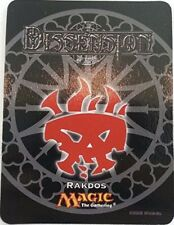 Rakdos FRIDGE MAGNET  -LP - Dissension PreRelease Promo MTG Magic 2006