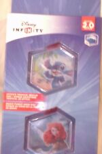Disney Infinity 2.0 Edition Toy Box Game Discs Stitch / Brave Forest Seige
