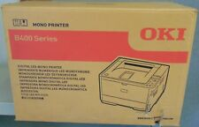 NEW OPEN BOX OKI DATA B412DN MONOCHROME LASER PRINTER