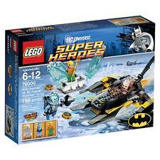 LEGO Arctic Batman™ vs. Mr. Freeze™ Aquaman™ on Ice #76000 - BNIB & Hard to Find
