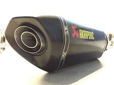Db Killer AKRAPOVIC Hexagonal !Mehr Durchlass! dB-Eater 53mm Ducati KTM R1 Z800