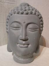 Brunnenstein Buddha Glücksbuddha Feng Shui Buddhakopf