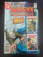 Unknown Soldier (1977 1st Series) #264 VF Very Fine DC Comics Newsstand