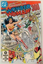 WONDER WOMAN #300 (1983 DC) *1ST APP OF LYTA TREVOR (FURY)* NM-/NM