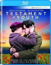 Testament Of Youth (2015, REGION A Blu-ray New)