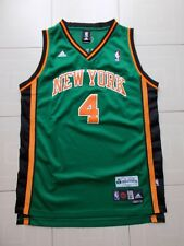 NBA ST. PATRICK'S DAY NEW YORK Knicks Robinson 4 adidas CAMISETA jersey BASKET