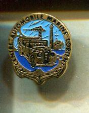 RARE PINS PIN'S .. ARMEE ARMY MARINE NAVY BATEAU CENTRE AUTO CAR LORIENT N°2 ~CV