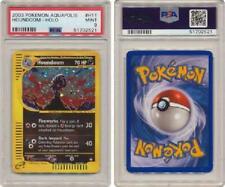 Houndoom-H11/H32 - autenticador deportivos profesionales Menta 9-HOLOGRÁFICAS RARAS (Aquapolis) 2521 Pokemon
