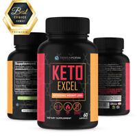 Keto Diet Pills Keto Excel Advanced Weight Loss Fat Burner Keto Diet Supplement