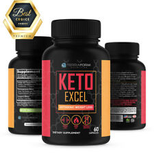 Keto Diet Pills Keto Excel Advanced Weight Loss Fat Burner Keto Diet Supplement