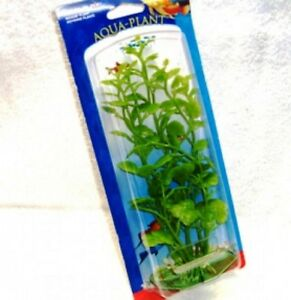 "Penn-Plax Aqua-Plant 8"" Cardamine Plant - Aquarium Decoration"