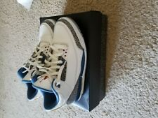 2012 true blue air jordan 3s