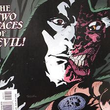 SPECTRE 5 — TWO-FACE from BATMAN — July 2001 — DC Comics The Specter DeMatteis