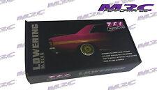 """MRC TFI Racing Ford Falcon AU BA BF FG Ute & Wagon Lowering blocks Kit 2"""" 50mm"""
