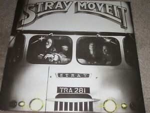 STRAY - MOVE IT - NEW - LP RECORD