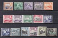 CYPRUS 1938, SG# 151-161, CV £128, architecture, part set, MH/Used